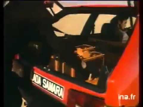 Lada Samara commercial France