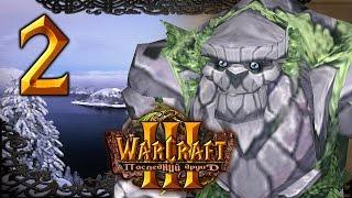 #2 ГОВОРЯЩАЯ СКАЛА [Покинутый остров] - Warcraft 3 Последний Друид прохождение