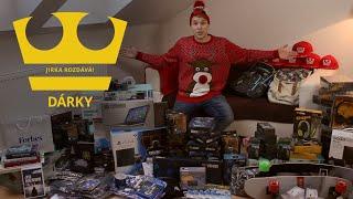 Jirka naděluje vánoční dárky za 150 000 korun