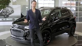 Chevrolet Trax 2018 édition Redline