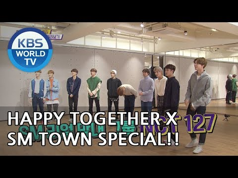 Happy Together X SM Town Special [Happy Together/2018.11.22]