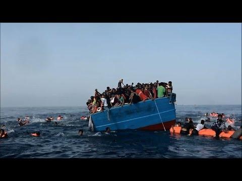 Le rêve d'Europe tue encore au large de la Libye