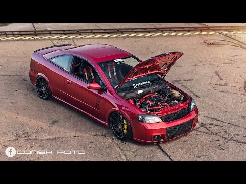 Opel Astra Bertone V6 Turbo