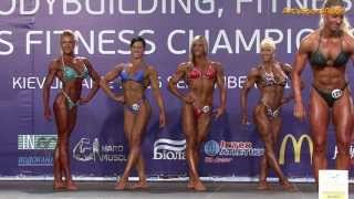 2013 World IFBB Women