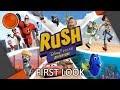 Rush: A Disney Pixar Adventure - First Look - Xbox One