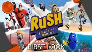 Rush: A Disney Pixar Adventure – First Look – Xbox One