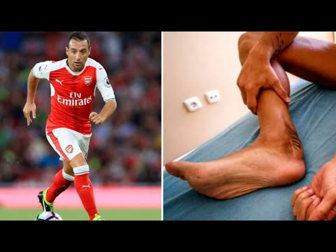 Arsenal's Santi Cazorla Has Just Received Some Incredible News