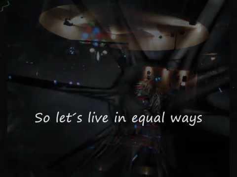 Equal Ways - Clan Of Xymox (Lyrics)