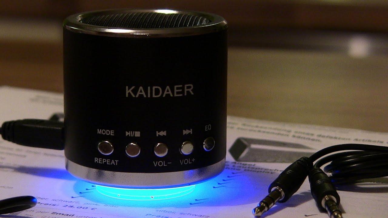 unboxing kaidaer kd mn01r kaidaer mini audio box kaidaer. Black Bedroom Furniture Sets. Home Design Ideas
