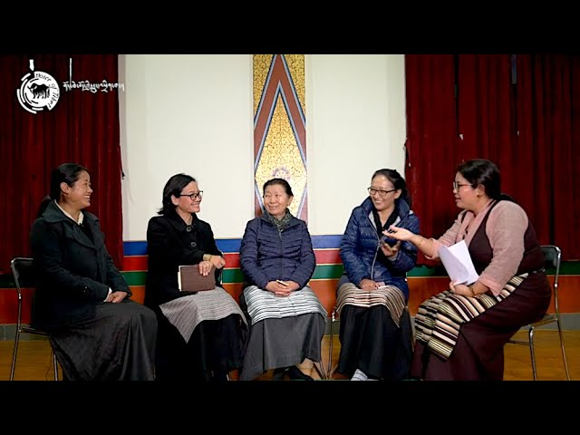 In conversation with Four Tibetan women member of Parliament