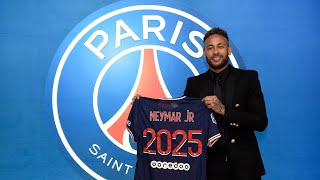 #NeymarJr2025 | The Interview | PSG