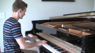 Naughty Boy: La La La ft. Sam Smith (Elliott Spenner Piano Cover)