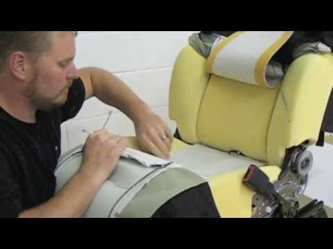 Car Seat Heater Installation Youtube