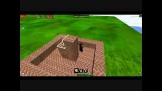 ROBLOX PBS Tutorial: The Click-'n-Drag tool