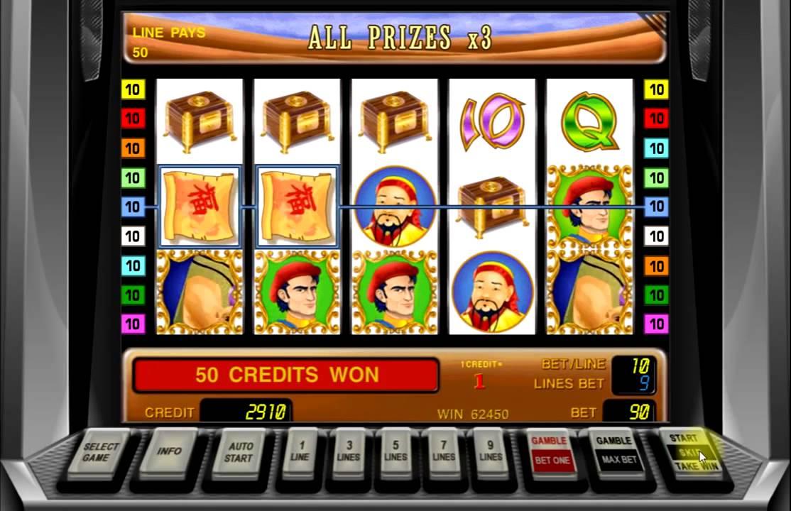 игровой автомат marco polo новоматик