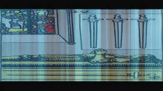 4 Of Swords Reversed. Tarot card meanings  & History of tarot cards