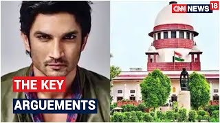 Sushant Death Probe: Key Arguments In Submissions Made To SC By SSR's Family, Rhea & Bihar Govt