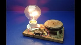 Free Energy Light Bulbs - 220v Using Magnet | Creative Crafts For 2019