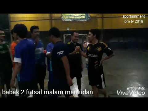Babak 2 Futsal Malam Mauludan Bmtv2018. White Lion Farewell To You Cover