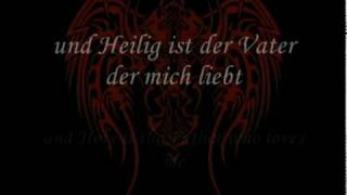 E Nomine- Heilig Lyrics/Liedtext