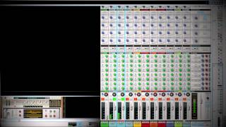Reason 6.5, Interactive Mixing Tutorial (Part 1)