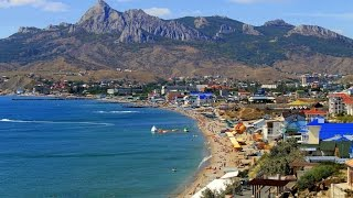 Коктебель - Travels in the Crimea. Koktebel.(, 2016-07-09T23:54:41.000Z)