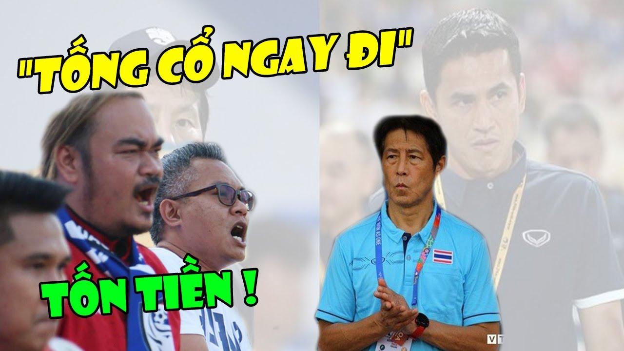 Tin bóng đá VN 27/11: Thua U22 INDONESIA, ông Nishino bị CĐV yêu cầu BIẾN khỏi Thái Lan