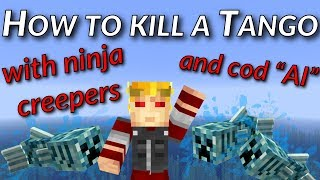 """Download Video How to kill a Tango with cod """"AI"""" and """"invisible"""" creepers. Minecraft 1.13.1 MP3 3GP MP4"""