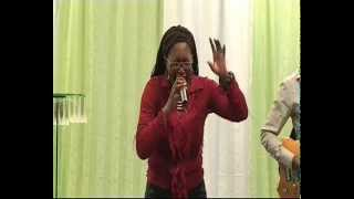 Sr Nana Fuando: Yaya, na mona yo Yesu , ata milele