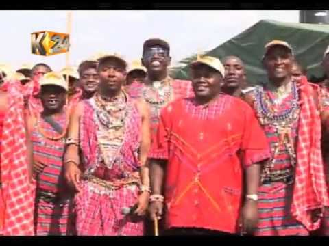 Maasai mara tour guides launch drive to educate communities on benefits of wild game
