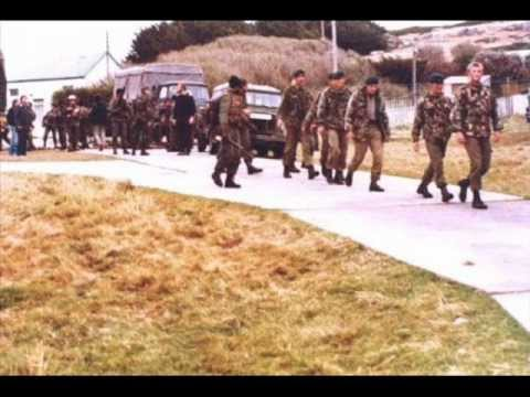 Falkland Islands Broadcasting Station. Live broadcast of Argentine Invasion 1982. Part 2 of 2