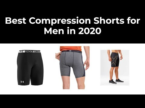 Best Compression Shorts for Men in 2020