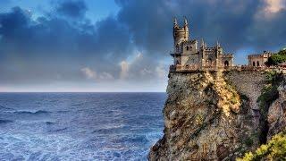 видео Где находится Ласточкино гнездо в Крыму