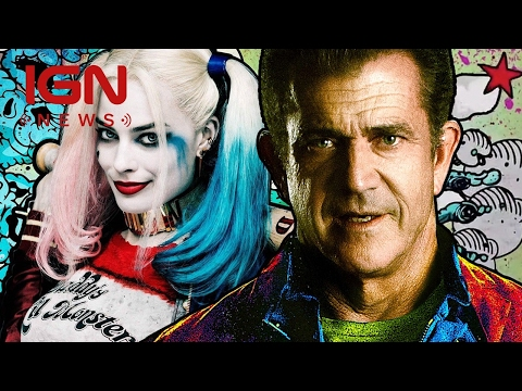 Suicide Squad 2: Warner Bros. Has Reportedly Spoken to Mel Gibson About Directing - IGN News
