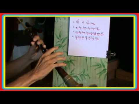 KÈN THAU NHẠC LỄ ; câu rao quảng (tập 3)
