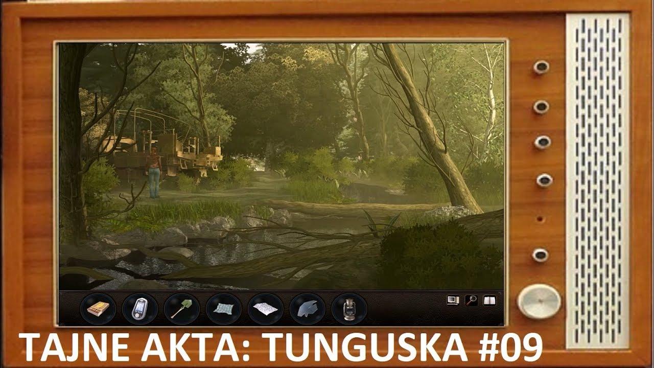 Zagrajmy w Tajne akta: Tunguska PL [#9]: Znów tajemniczy mnisi
