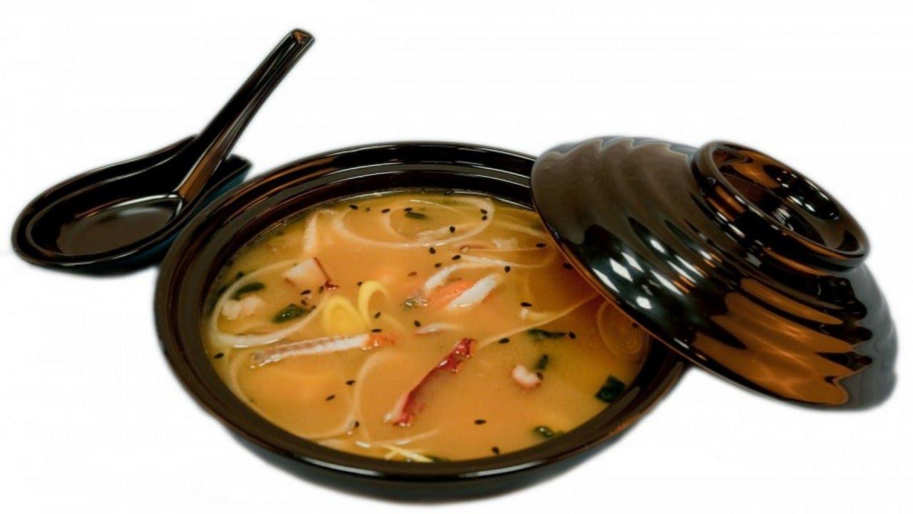 Суп из угря.   Eel soup - YouTube