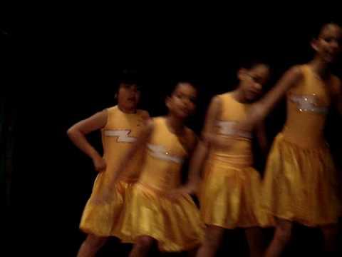 Elektra Studio de Dança - Raios de sol