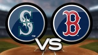 8/1/13: Red Sox put up six in ninth, walk off