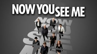 Now You See Me -- Movie Review #JPMN