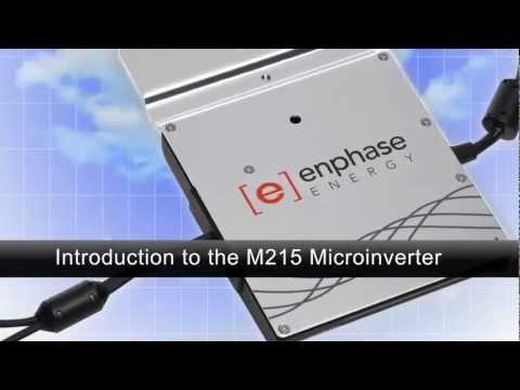 Introducción al Micro-Inversor M215