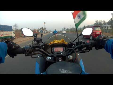 Republic Day Ride   Gixxer Club Mumbai   Suzuki Gixxer SF   GoPro Hero 4