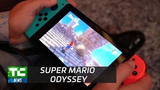 E3: Super Mario Odyssey on Nintendo Switch