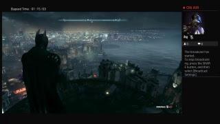 Batman arkham knight gameplay part 2