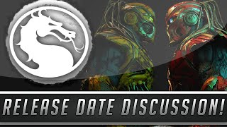Mortal Kombat X: New Kombat Pack #2 Character Release Date & Order Discussion! (Mortal Kombat 10)