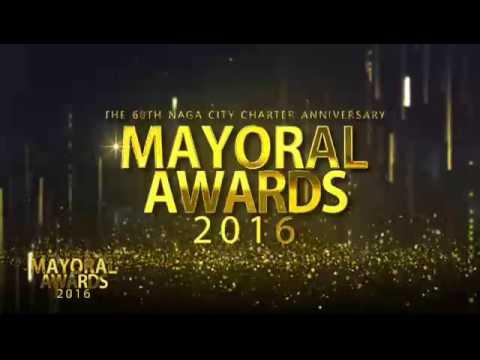 Naga City Mayoral Awards 2016
