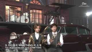 TVXQ! 동방신기 'Something' MV Making