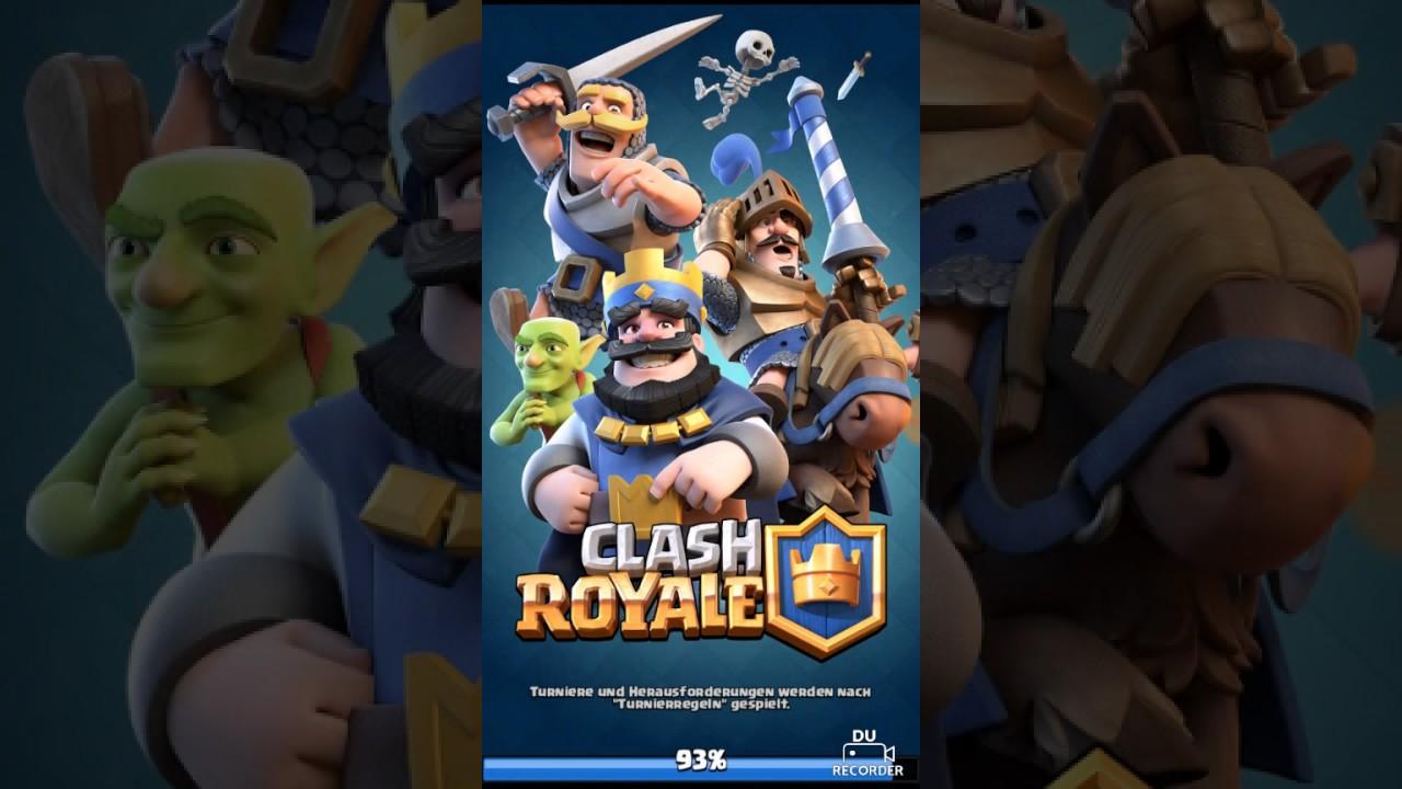 Clash Royal Spielen
