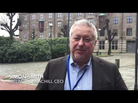 Icelandic Seachill CEO Talks Saucy Fish Frozen Launch