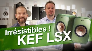 LSX : la nouvelle petite bombe de KEF - Cobra.fr